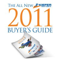 The New 2011 Kiefer USA Buyer's Guide Is Ready