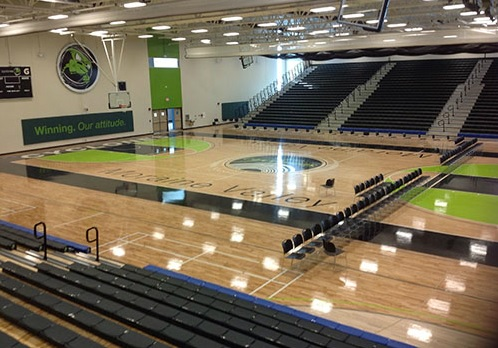 Moraine Valley Community College Opens New Health & Rec Center