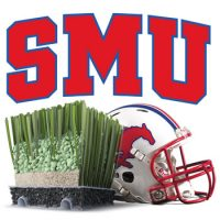 SMU Football Chooses Mondo's FTS3 Artificial Turf System