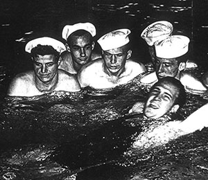 1942 Adolph US Navy Training