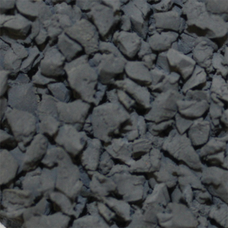 ColorFlex Rubber Flooring Charcoal