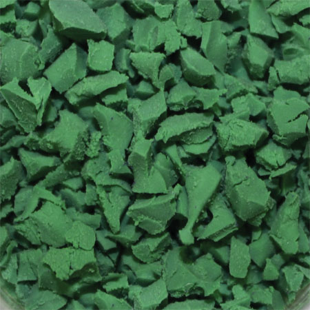 ColorFlex Rubber Flooring Green