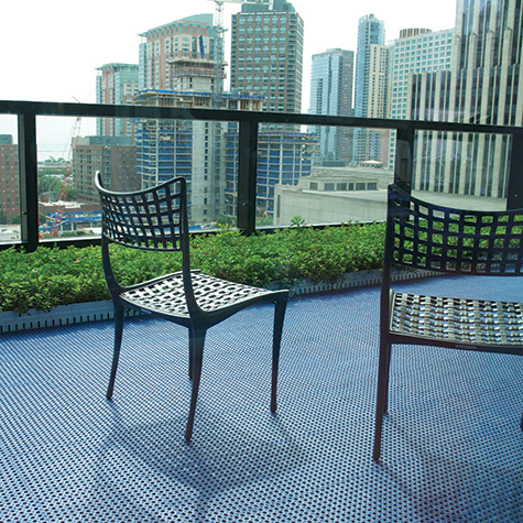 ProDek Balcony Wet Area Flooring