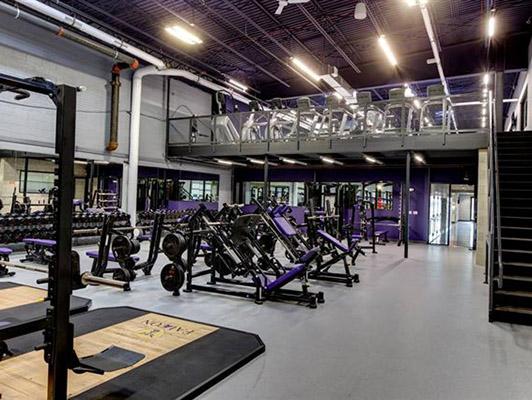 Falcons Boxing Club Flooring