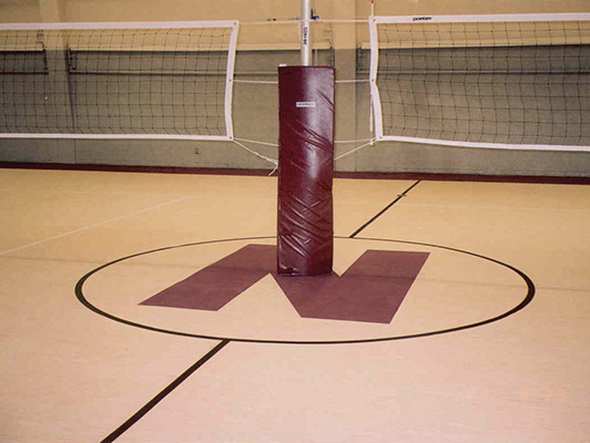 Volleyball Flooring - Norfolk High School