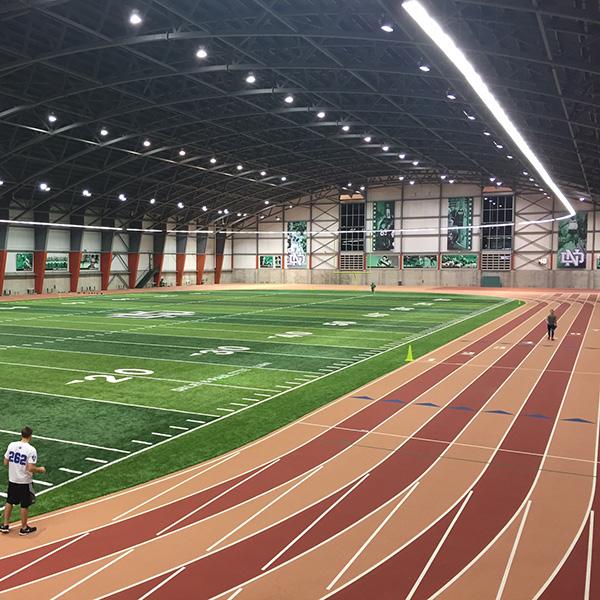 University Of North Dakota - Field And Track Surfaces