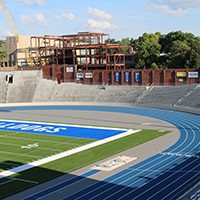 Drake University - Running Track Surfaces