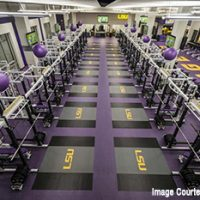 Check Out The Video Of LSU's New Weight Room