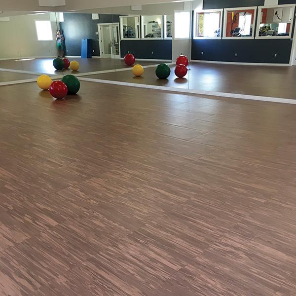 FitZone Multi Rubber Flooring