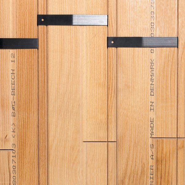 Underside Of Clip System - FitZone Studio Flooring
