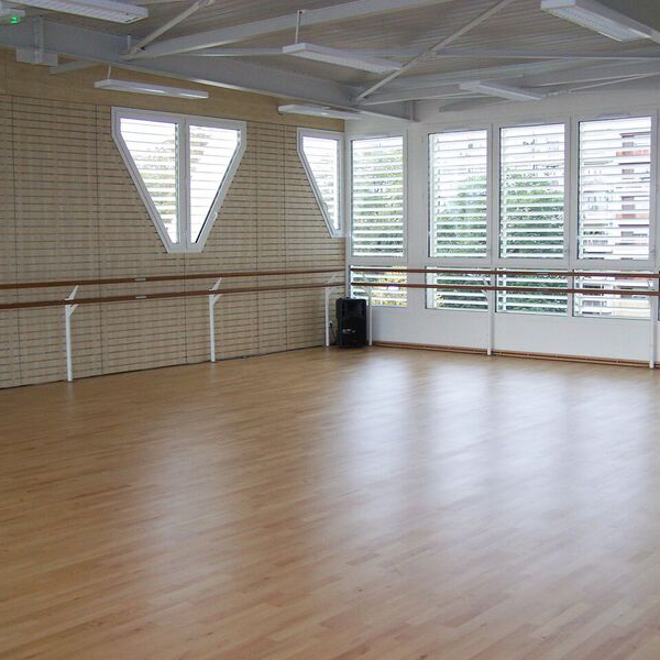 FitZone Studio Flooring