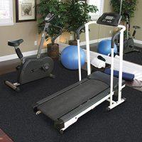 Home Gym Flooring Rubber