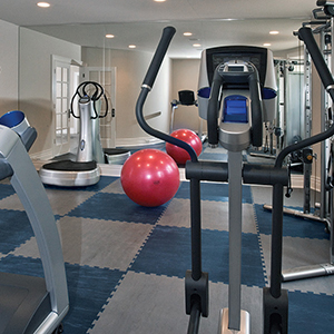 Best flooring options for a home gym kiefer usa sports flooring