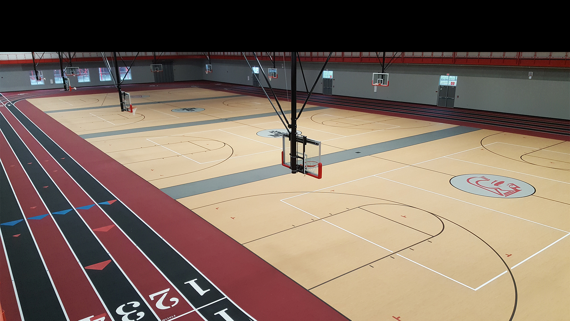 Field House Flooring