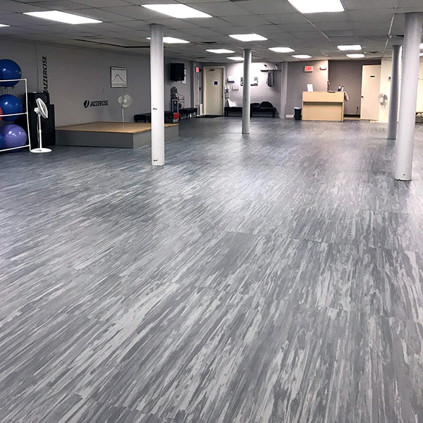 FitZone – Marble Gray