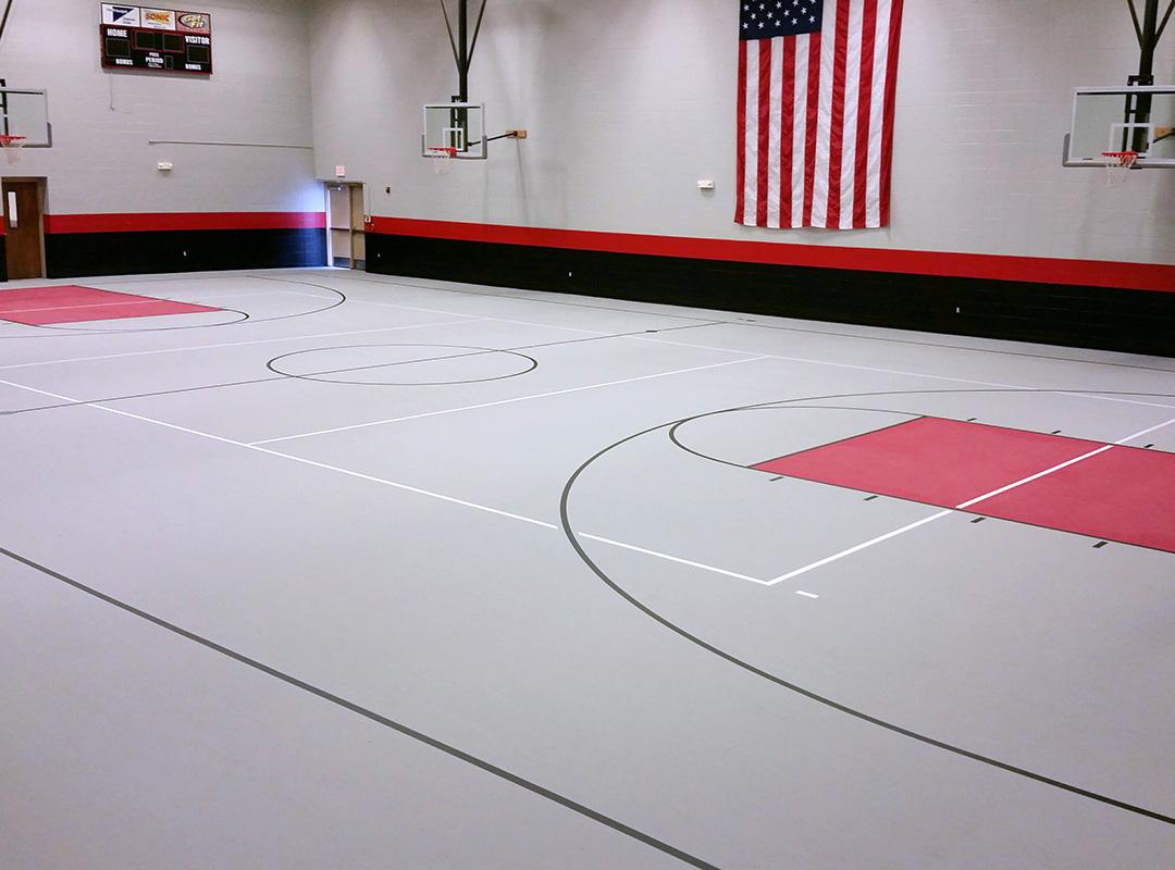 Butler Elementary School Gym