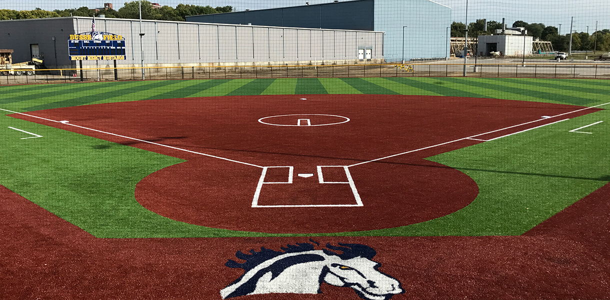 Mt. Mercy University Softball