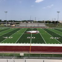Argo High School New Turf Field