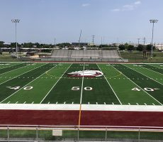 Argo High School Has New Turf At Memorial Field