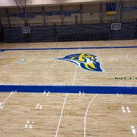Kiefer Completes Wood Floor At The Carver Center At Augustana College