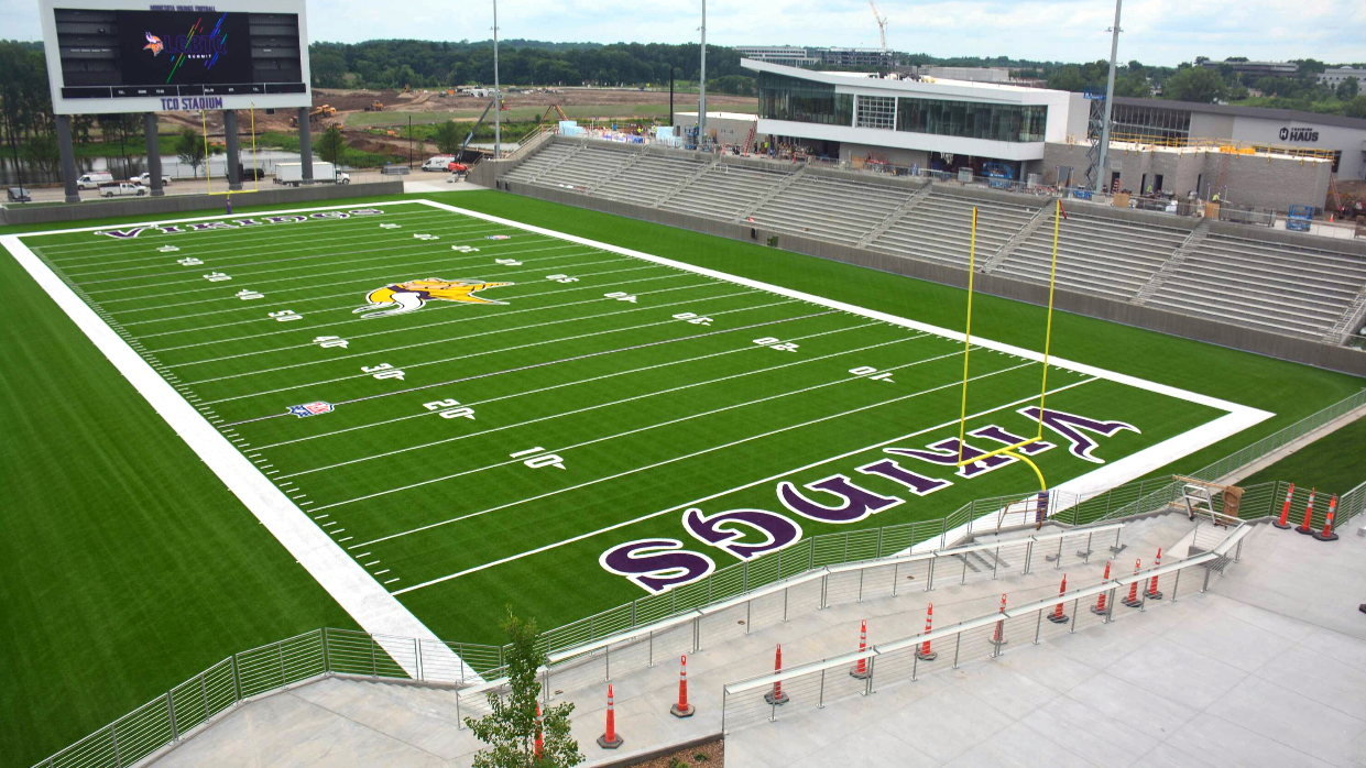Minnesota Vikings TCO Stadium