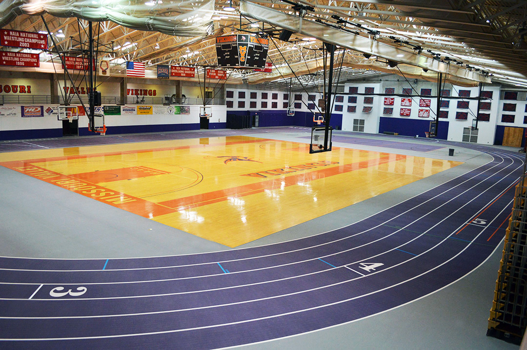 Missouri Valley College Gym