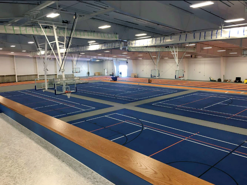 University Of Mary Gym