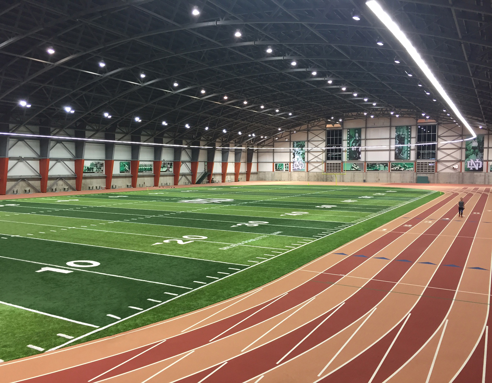 University Of North Dakota Field And Track