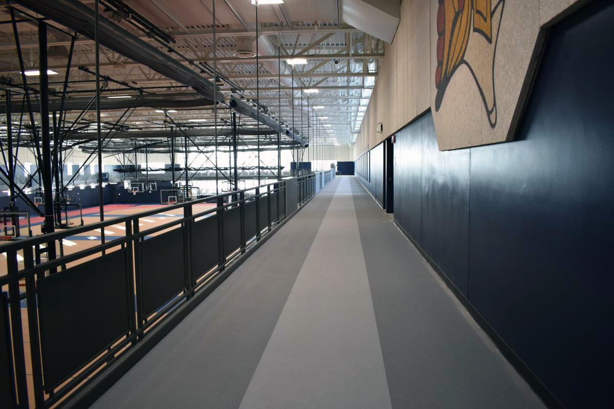 Orono High School - Elevated Track