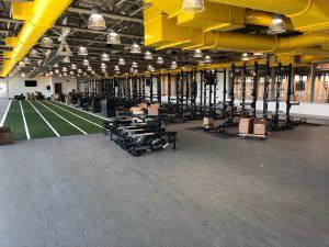 Hononegah High School Weight Room