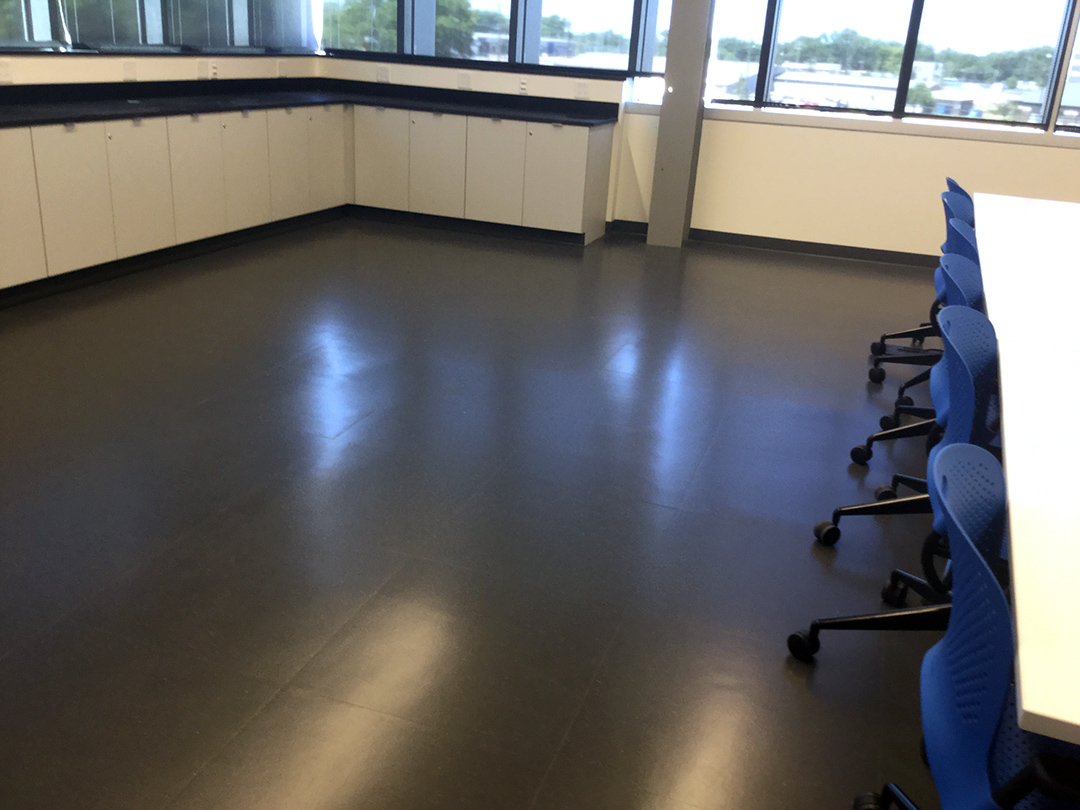 Indiana State University - Commerical Flooring