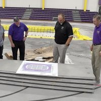Minnesota State's Bud Myers Field House Gets Mondo Again!