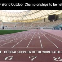2019 IAAF World Outdoor Championships – MONDOTRACK WS Running Track