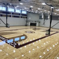 The New Columbia City High School Installs Aacer Flooring
