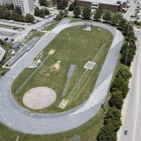 An Olympic Track For Eastern Kentucky University