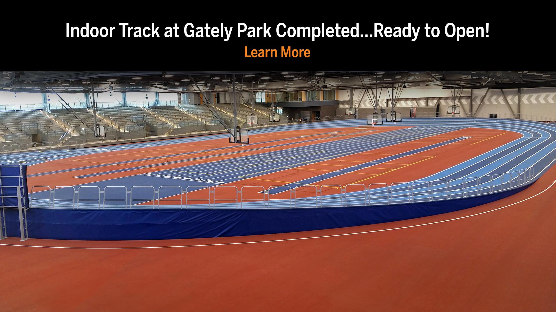 Gately Park Hydraulic Track