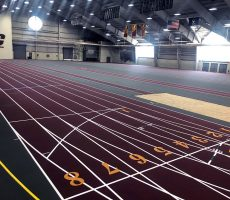 Central Michigan University Indoor Track
