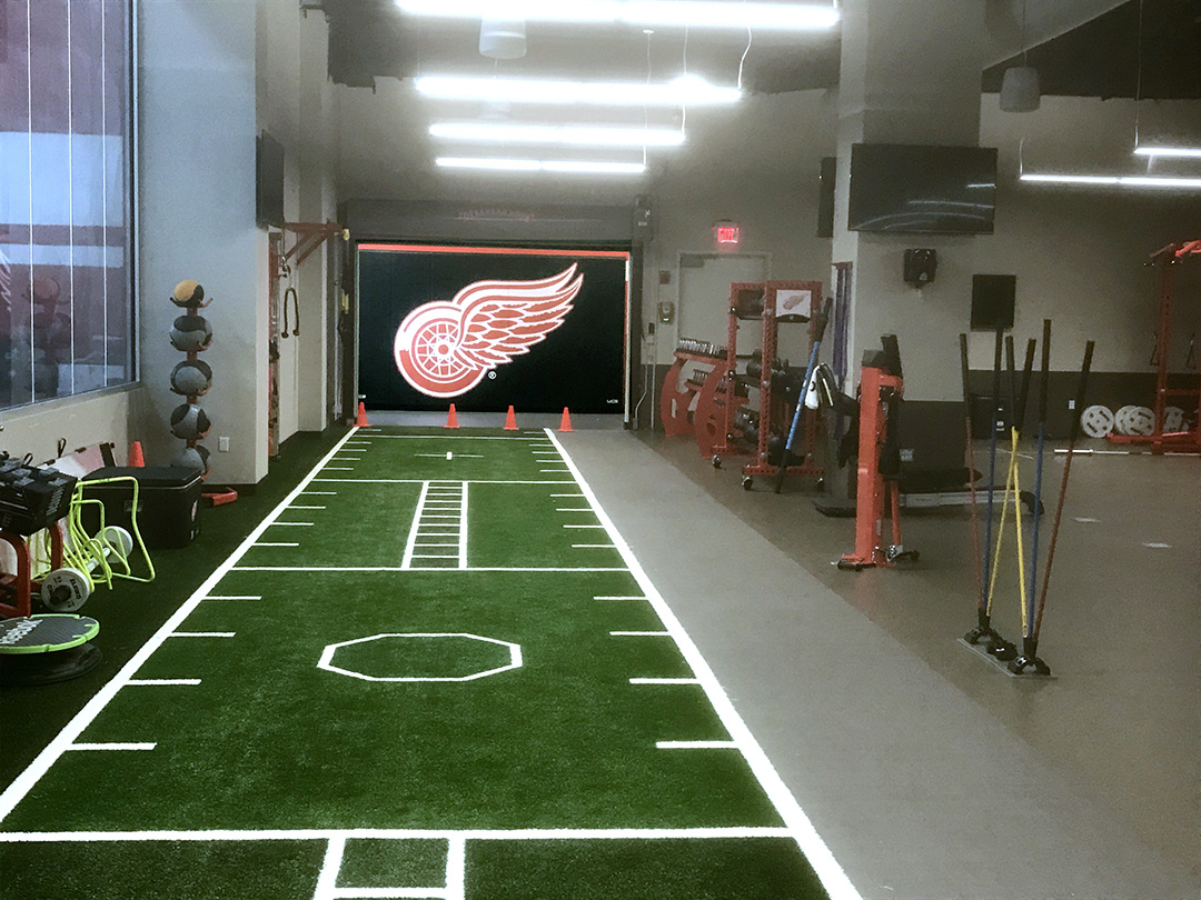 Detroit Red Wings Ice Arena