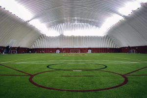 University of Minnesota artificial turf