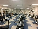 weight room flooring
